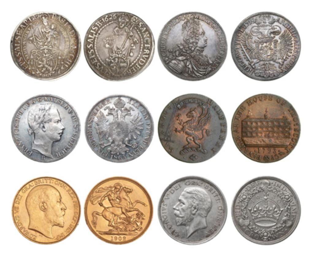 интернет-акцион монет и марок использует email-маркетинг
